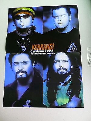 Sepultura              Double Sided Poster ( LMA45)