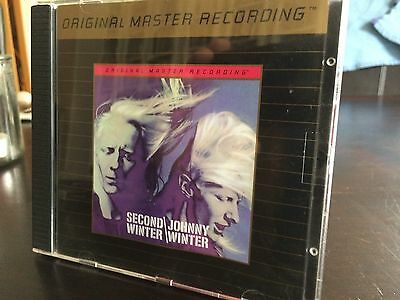 MFSL UDCD 753 Johnny Winter - Second winter Mint-