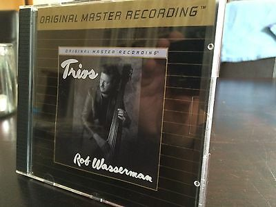 MFSL UDCD 752 Rob Wasserman - Rob Wasserman Trios Mint-