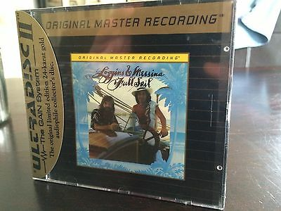 MFSL UDCD 733 Loggins & Messina - Full sail SEALED