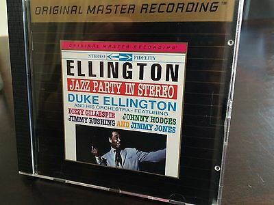 MFSL UDCD 719 Duke Ellington - Jazz Party MINT -