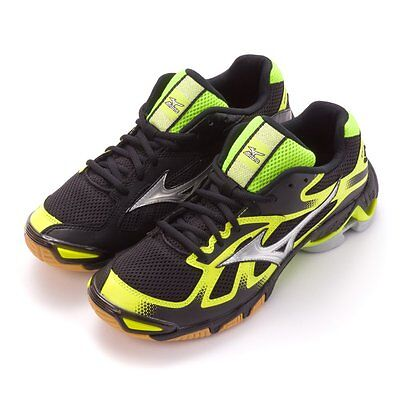MIZUNO Wave Bolt 5 Unisex's Volleyball Shoes US 5-11 100% Authentic V1GA166004 A