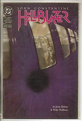 DC Comics Hellblazer #17 April 1989 F