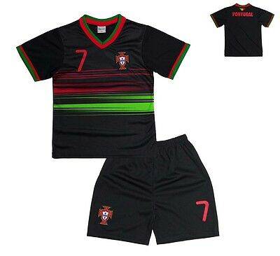 *kinder Fussball Trikot Set *hose & Shirt* Portugal
