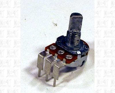 Alpha 10K Ohm PC Mount Pot Potentiometer B10K B10K