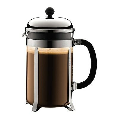 Bodum Chambord Plunger 8 cup Coffee Press