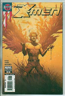 Marvel Comics New X-Men #20 January 2006 Decimation Rare Variant VF