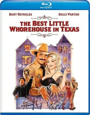 The Best Little Whorehouse In Texas [New Blu-ray] Snap Case