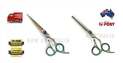 """Professional Barber Hairdressing Scissors Thinning & Hair Cutting Set 5.5"""""""