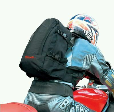 Bike It Motorbike Rucksack Backpack Travel Bag+Viper Balaclava