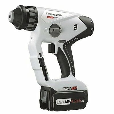 Panasonic EY78A1LS1G31 14.4/18V Dual Voltage Hammer Drill and Driver (CLEARANCE)