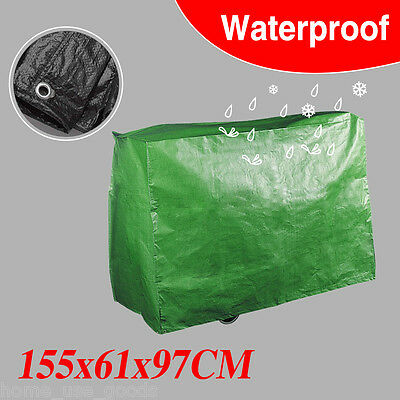 Large BBQ Cover Outdoor Waterproof Barbecue Garden Patio Gas Grill Protector