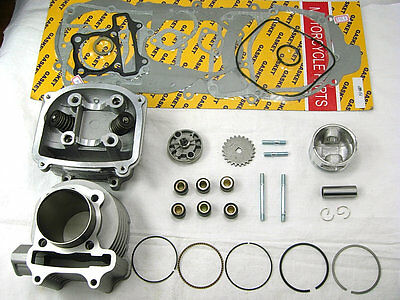 150CC ENGINE REBUILD KIT FOR CHINESE SCOOTERS WITH 150cc GY6 MOTORS