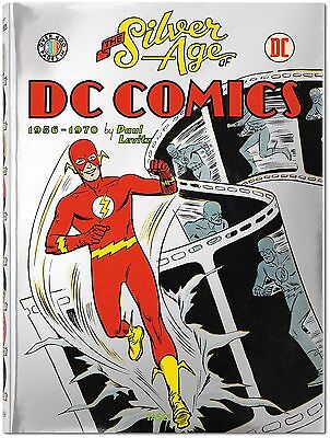 The Silver Age of DC Comics by Paul Levitz Hardcover- 9783836535762
