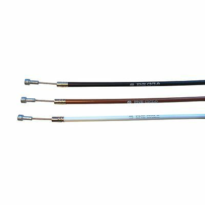 Dia Compe ENE Complete Bicycle Brake Cable Set - black, brown or white