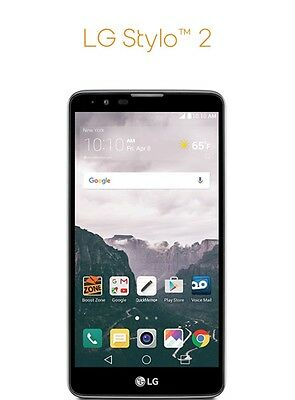 LG Stylo 2 Sprint / Boost Mobile / Smartphone -Read Description-Not Real Display