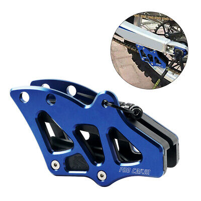 New Anodized Blue CNC Chain Guide for Yamaha YZ 125 250 08-16 WR 250F 450F 07-16