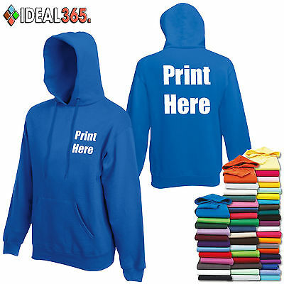 Unisex Kids Personalised Custom Printed Hoodie! Customise your hoodies today!!!