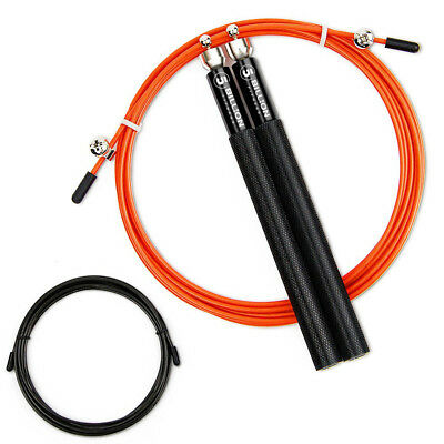 PROCIRCLE Dual Swivel Speed Jump Rope Adjustable Skip Rope Gym, Fitness, Boxing