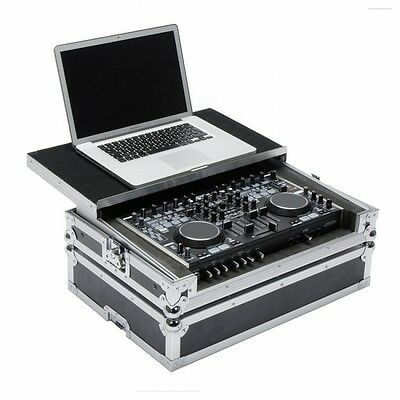 Magma DJ Controller Workstation MC-6000 Flight Transport Carry Case