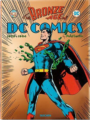 The Bronze Age of DC Comics By Paul levitz Hardcover New - 9783836535793
