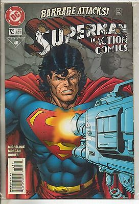 DC Comics Action Comics #726 October 1996 NM