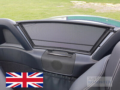 Mercedes SLK R172 Wind Deflector 2011-2017 Mesh Black