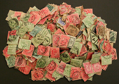 Early GB Stamps. Mainly EVII ½d & 1d with up to 10% Germany & France 1902-11