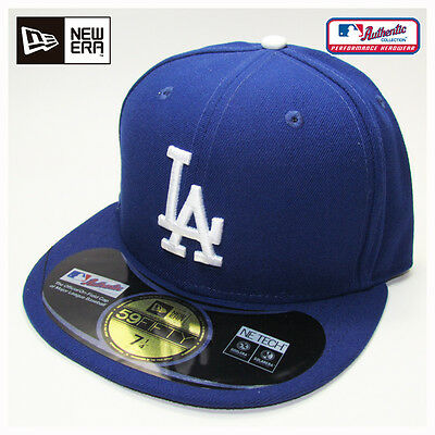 Los Angeles Dodgers MLB Authentic Collection New Era Game On-Field Cap Hat