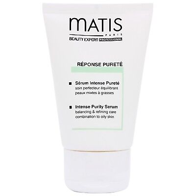 NEW Matis Paris Reponse Purete Intensive Purity Serum Combination/Oily Skin 50ml