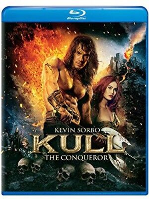 Kull the Conqueror [New Blu-ray] Snap Case