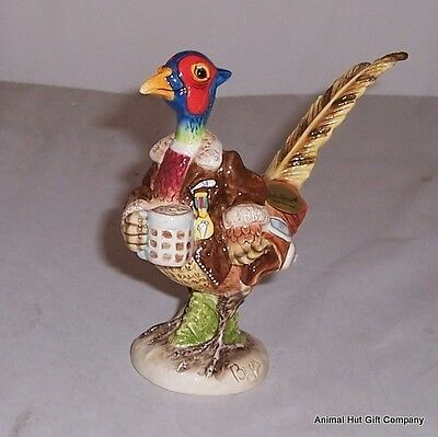 Beswick Bryn Parry Collection Veteran Pheasant