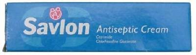 ** SAVLON ANTISEPTIC CREAM 30g NEW