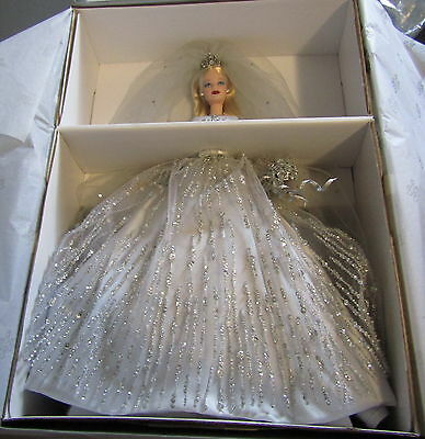 Barbie 'Millennium Bride Barbie' LE 1:10,000 Perfect condition new original box