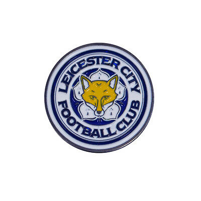 Leicester City Ball Marker Golf Gift Fun New Official Licensed Football Product