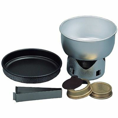 Mini Trangia Stove - Lightweight Complete Cooking System for Camping Backpacking