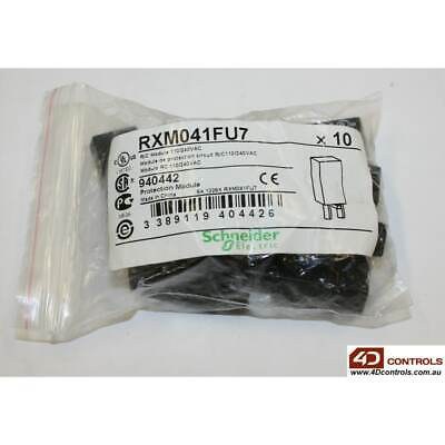 Schneider RXM041FU7 Relay Protection Module - New Surplus Open