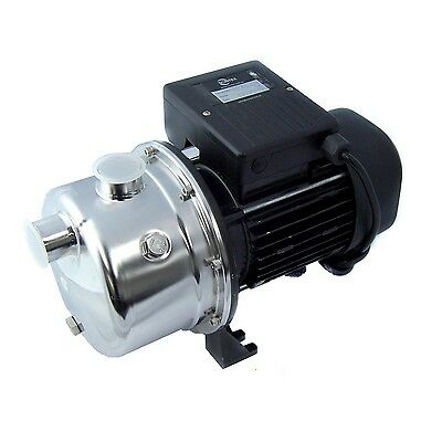 Centrifugal Pump Stainless Steel Construction 240 Volt  Water