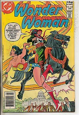 DC Comics Wonder Woman Vol 1 #263 January 1980 VF