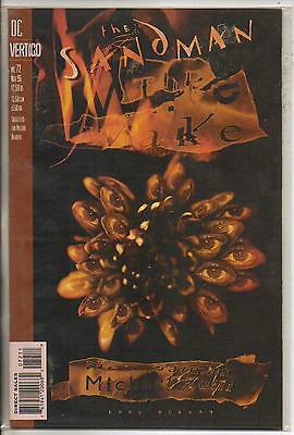 DC Comics Sandman #72 November 1995 NM-