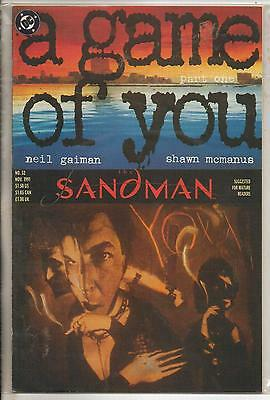 DC Comics Sandman #32 November 1991 VF