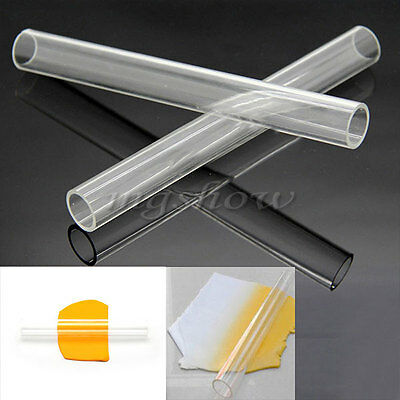 "7"" Acrylic Roller Rolling Pin Sculpey Polymer Clay Fimo Art Craft Accessory Tool"