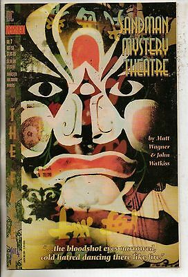 DC Vertigo Comics Sandman Mystery Theatre #7 October 1993 VF+
