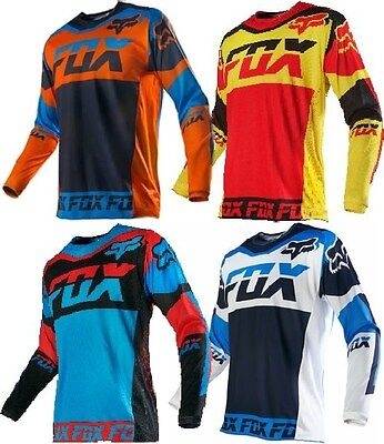 Maglie Cross Assortite Varie Colorazioni - Fox 180