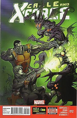 Marvel Comics Cable & X-Force #12 October 2013 1St Print Marvel Now Nm
