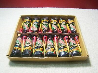Henna Mehandi Natural 12x Temporary Tattoo Body Paint Herbal Cone Free Ship
