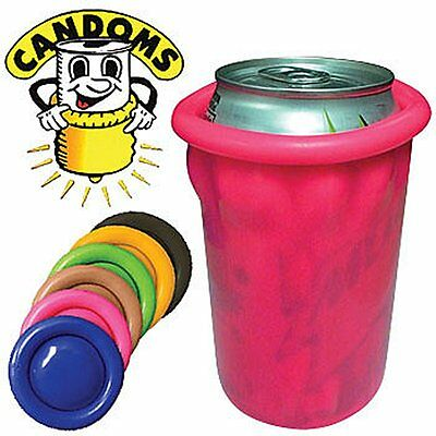 Candom Can Cooler Red Color Better Safe Than…Warm?