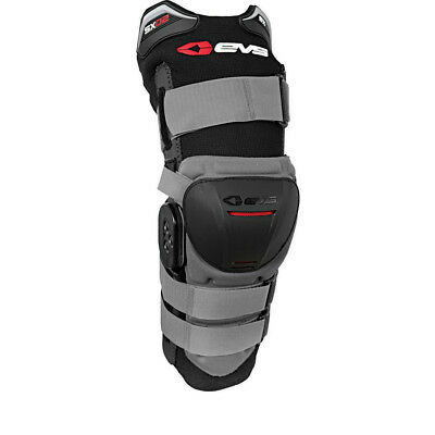 EVS SX02 Knee Brace Adult Support MX Motocross Breathable Black Bike GhostBikes