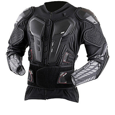 EVS G6 Ballistic Jersey Roost Guard Body Armour Impact Protection Motocross MX