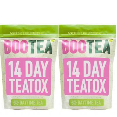 Genuine New Bootea-Cheapest 28 Days Teatox Daytime detox tea only  - Weight Loss
